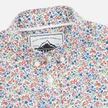 Женская рубашка Penfield Eckert Floral Blue фото- 1