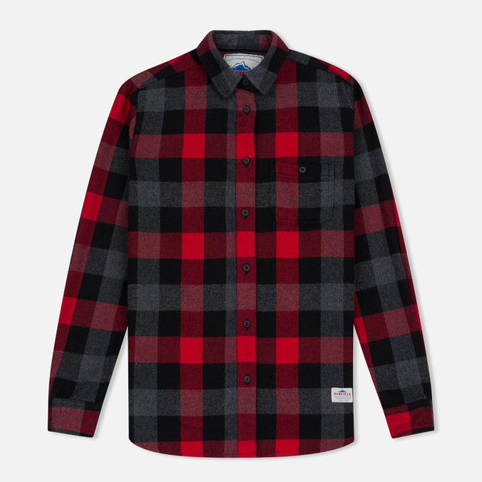 Женская рубашка Penfield Valleyview Red/Black
