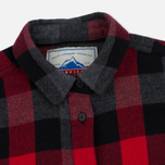Женская рубашка Penfield Valleyview Red/Black фото- 1