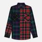 Женская рубашка Polo Ralph Lauren Contrast Plaid Cotton Multicolor фото - 0