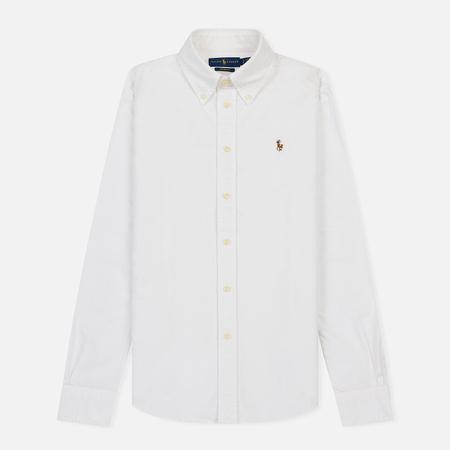 Женская рубашка Polo Ralph Lauren Harper Washed Oxford Custom Fit White