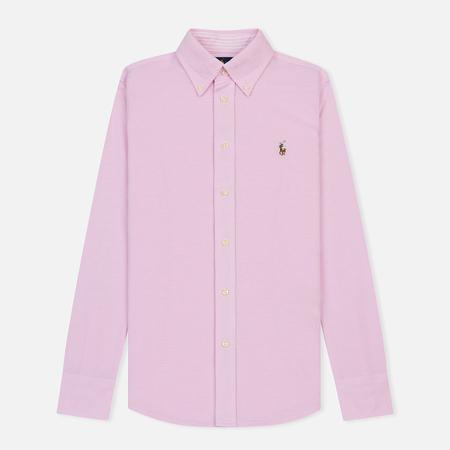 Женская рубашка Polo Ralph Lauren Heidi Oxford Slim Fit Carmel Pink