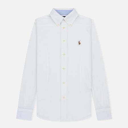 Женская рубашка Polo Ralph Lauren Heidi Oxford Slim Fit White