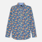 Женская рубашка Polo Ralph Lauren Heidi Printed Oxford Blue Floral фото - 0