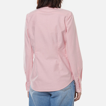 Женская рубашка Polo Ralph Lauren Kendal Washed Oxford Slim Fit Pink фото- 3