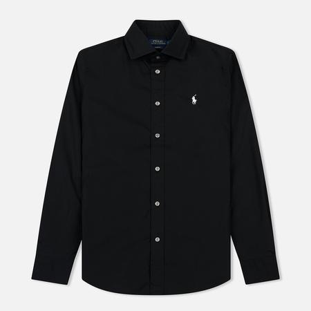 Женская рубашка Polo Ralph Lauren Kendall Stretch Poplin Slim Fit Black