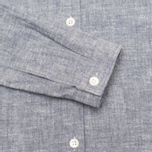 Женская рубашка YMC Brushed Blue фото- 3