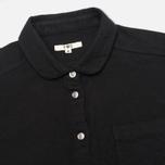 Женская рубашка YMC Herringbone Black фото- 1