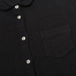 Женская рубашка YMC Herringbone Black фото- 2