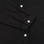 Женская рубашка YMC Herringbone Black фото- 3