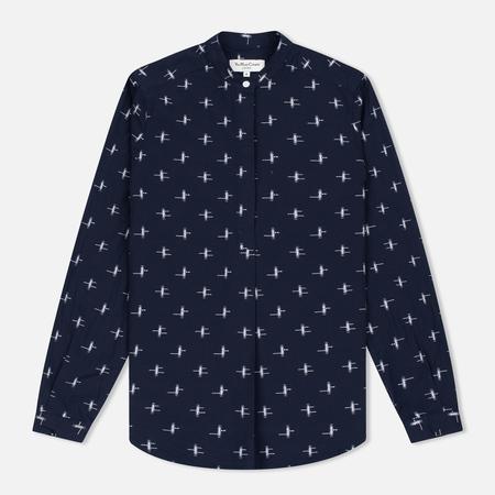 Женская рубашка YMC Ikat Navy