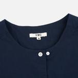 Женская рубашка YMC Japanese Navy фото- 1