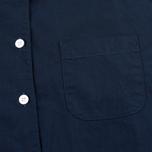 Женская рубашка YMC Japanese Navy фото- 2