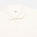 Женская рубашка YMC Oxford Cream фото- 1