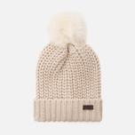 Женская шапка Barbour Saltburn Beanie Pearl фото- 0