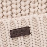 Женская шапка Barbour Saltburn Beanie Pearl фото- 1