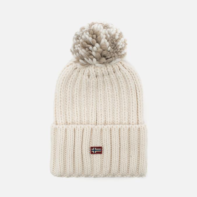 Женская шапка Napapijri Itang Ivory