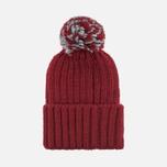 Женская шапка Napapijri Itang Old Red фото- 2