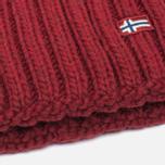 Женская шапка Napapijri Itang Old Red фото- 3