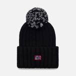Женская шапка Napapijri Itang Wom 1 Black фото- 0