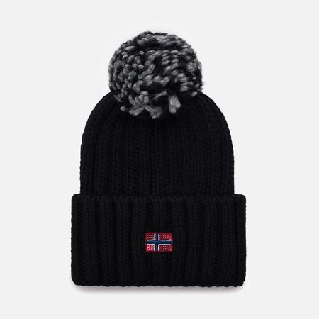 Женская шапка Napapijri Itang Wom 1 Black