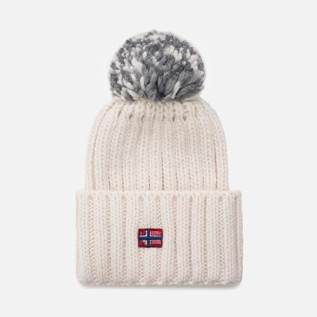 Женская шапка Napapijri Itang Wom 1 Bright White
