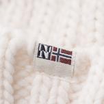 Женская шапка Napapijri Itang Wom 1 Bright White фото- 1
