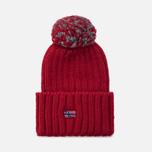 Женская шапка Napapijri Itang Wom 1 Sparkling Red фото- 0