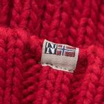 Женская шапка Napapijri Itang Wom 1 Sparkling Red фото- 1