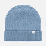 Женская шапка Norse Projects Julia Felt Pale Blue Melange фото- 0