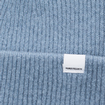 Женская шапка Norse Projects Julia Felt Pale Blue Melange фото- 1