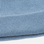 Женская шапка Norse Projects Julia Felt Pale Blue Melange фото- 2