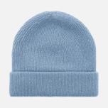 Женская шапка Norse Projects Julia Felt Pale Blue Melange фото- 3