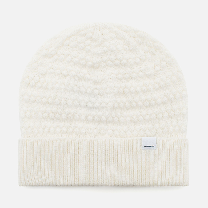 Norse Projects Mona Bubble Women's Hat Ecru