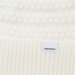 Norse Projects Mona Bubble Women's Hat Ecru photo- 1