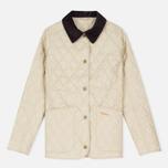 Женская стеганая куртка Barbour Annandale Dark Pearl фото- 0