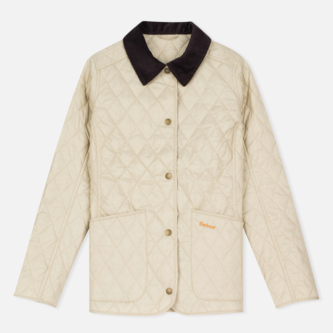 Женская стеганая куртка Barbour Annandale Dark Pearl