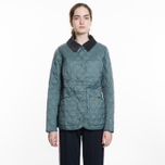 Женская стеганая куртка Barbour Annandale Eucalyptus фото- 5