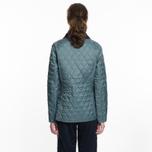 Женская стеганая куртка Barbour Annandale Eucalyptus фото- 6