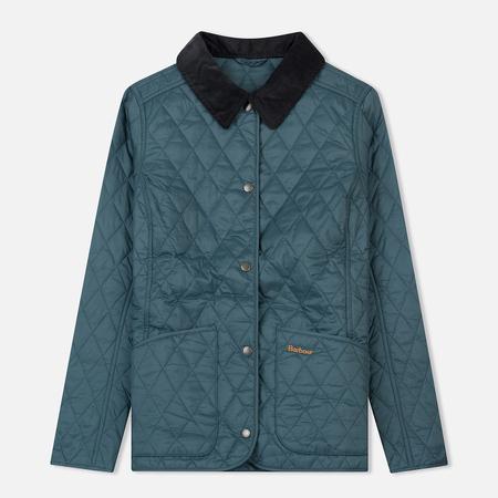 Женская стеганая куртка Barbour Annandale Eucalyptus