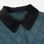 Женская стеганая куртка Barbour Annandale Eucalyptus фото- 1