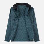 Женская стеганая куртка Barbour Annandale Eucalyptus фото- 2