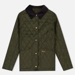 Женская стеганая куртка Barbour Annandale Olive фото- 0