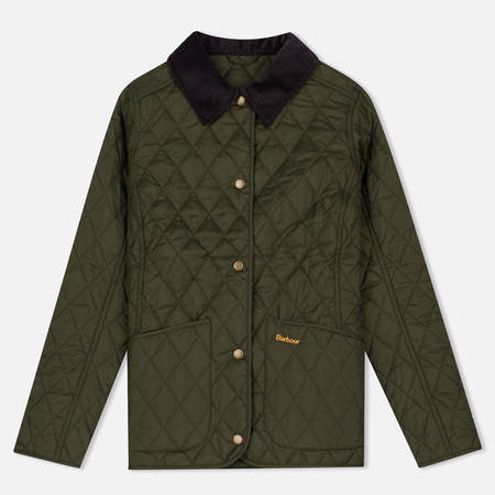 Barbour Annandale Women's Quilted Jacket Olive