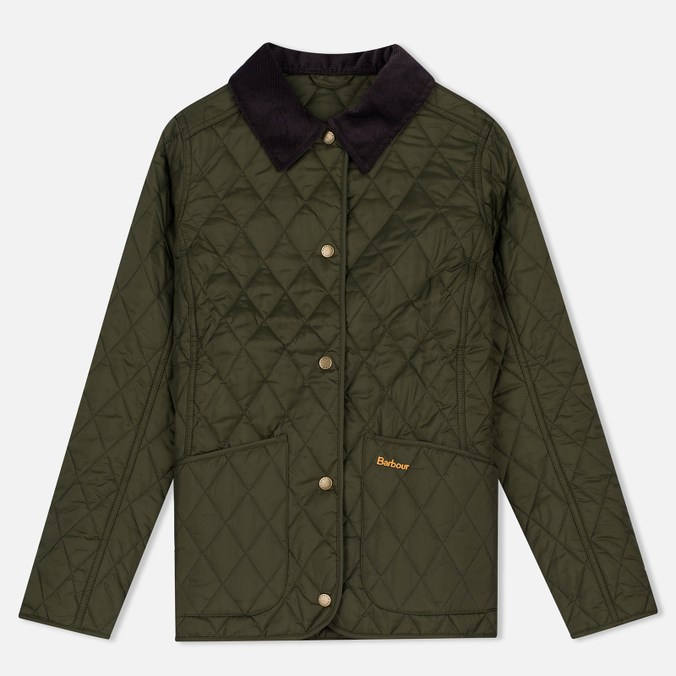 Женская стеганая куртка Barbour Annandale Olive