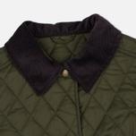 Женская стеганая куртка Barbour Annandale Olive фото- 1