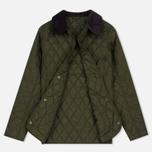 Женская стеганая куртка Barbour Annandale Olive фото- 2
