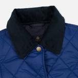 Женская стеганая куртка Barbour Clover Liddesdale Quilted Blue фото- 2