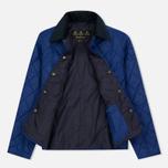 Женская стеганая куртка Barbour Clover Liddesdale Quilted Blue фото- 1
