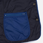 Barbour Clover Liddesdale Women Quilted Jacket Blue photo- 3